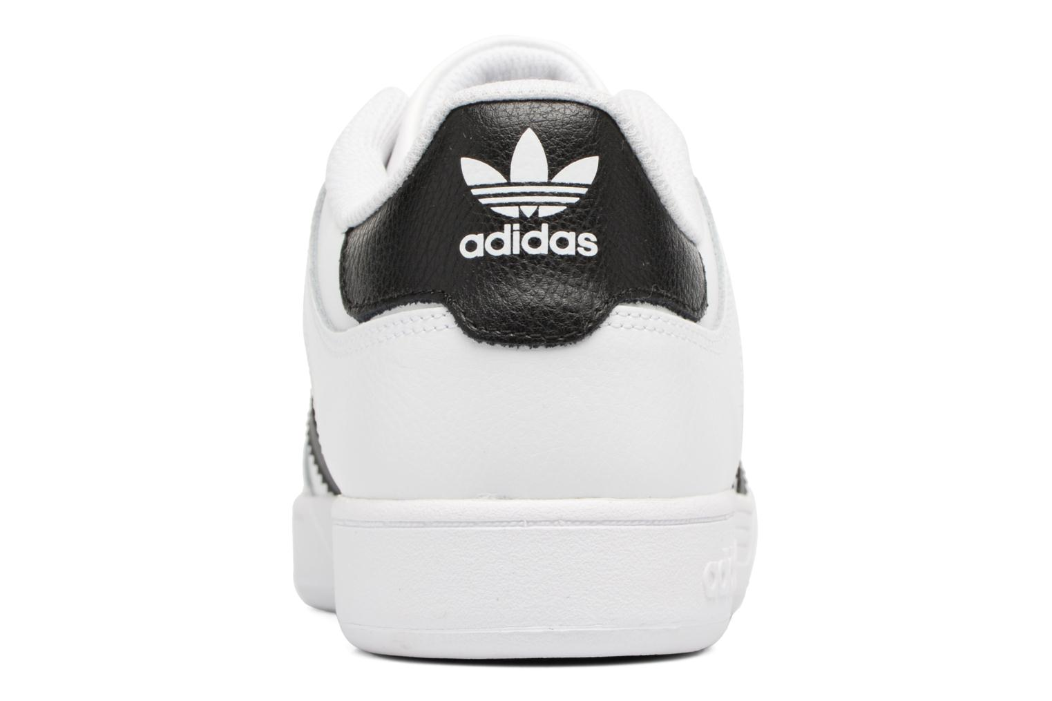 Deportivas Adidas Originals Varial Low Blanco vista lateral derecha