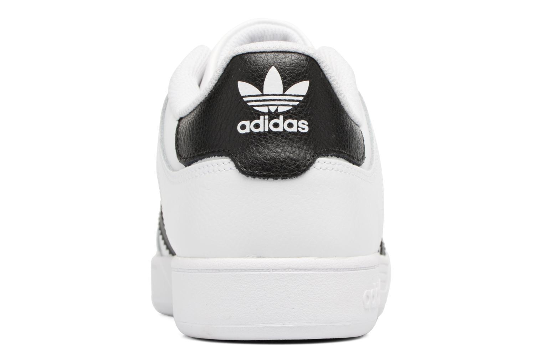 Baskets Adidas Originals Varial Low Blanc vue droite