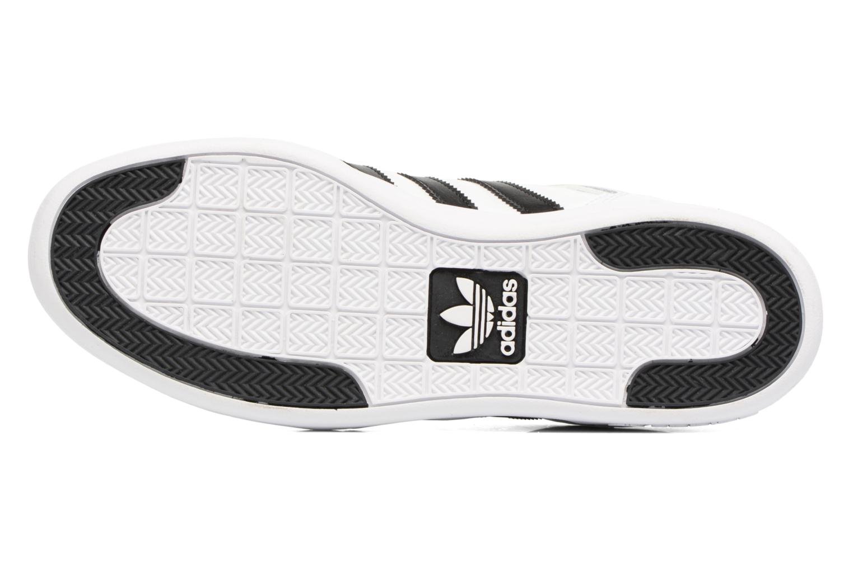 Baskets Adidas Originals Varial Low Blanc vue haut