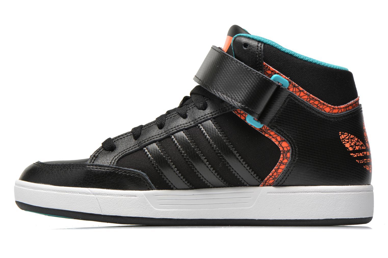 Baskets Adidas Originals Varial Mid Noir vue face