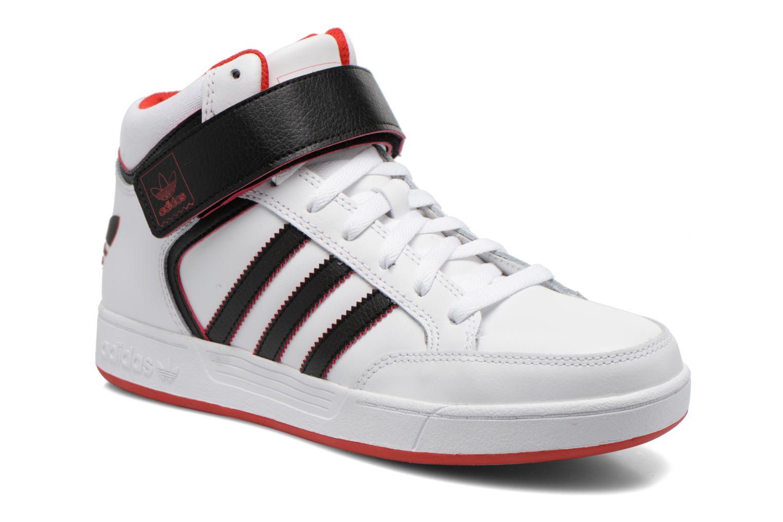 Sneakers Adidas Originals Varial Mid Wit detail