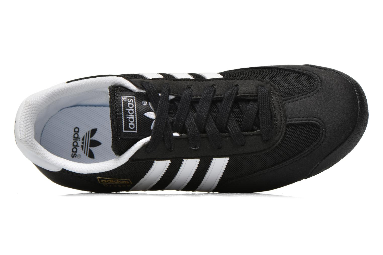 Sneakers Adidas Originals Dragon J Svart bild från vänster sidan