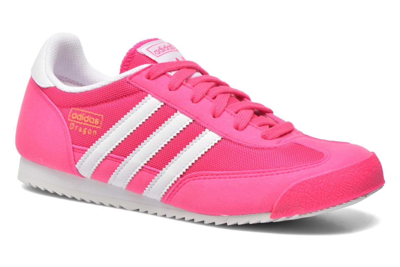 Sneakers Adidas Originals Dragon J Rosa vedi dettaglio/paio