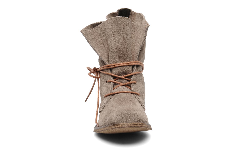 Stiefeletten & Boots SPM Oklahoma beige schuhe getragen