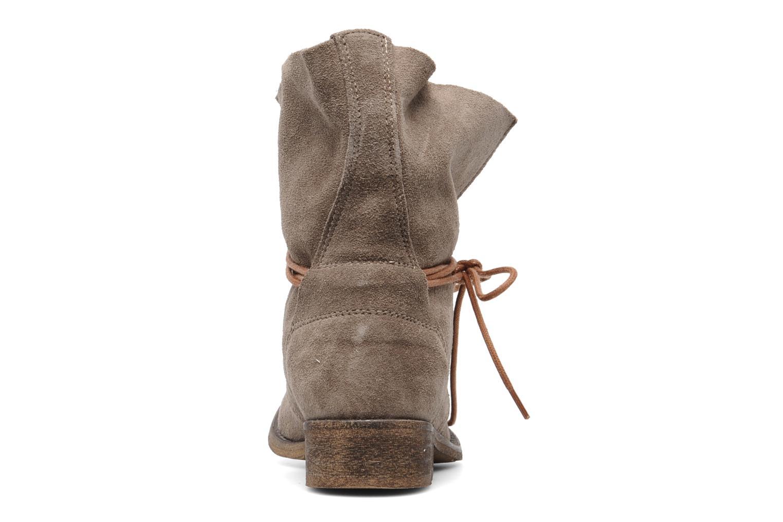 Boots en enkellaarsjes SPM Oklahoma Beige rechts