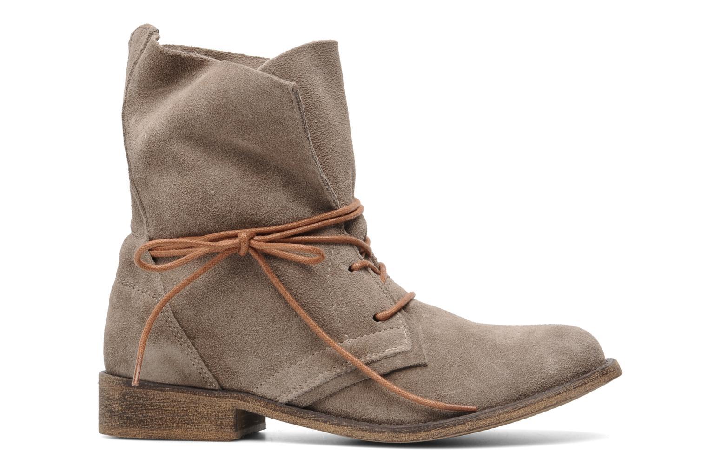 Boots en enkellaarsjes SPM Oklahoma Beige achterkant