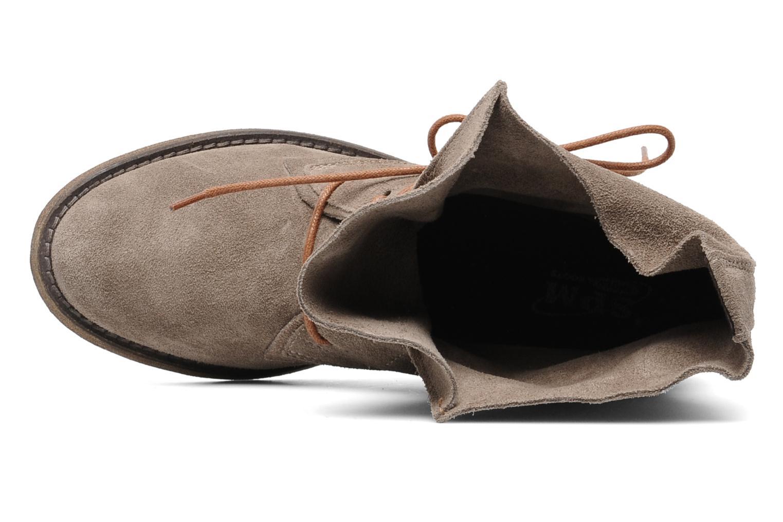 Boots en enkellaarsjes SPM Oklahoma Beige links