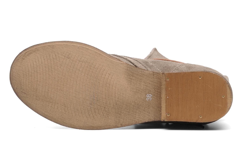 Boots en enkellaarsjes SPM Oklahoma Beige boven