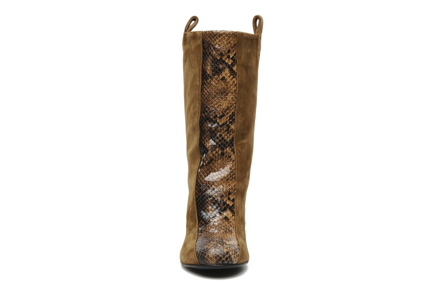 Boots en enkellaarsjes Paul & Betty Biton Low Bruin model
