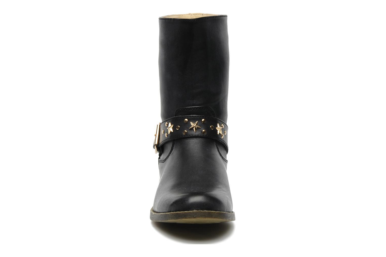 Bottines et boots Spot On GEORGINE Noir vue portées chaussures