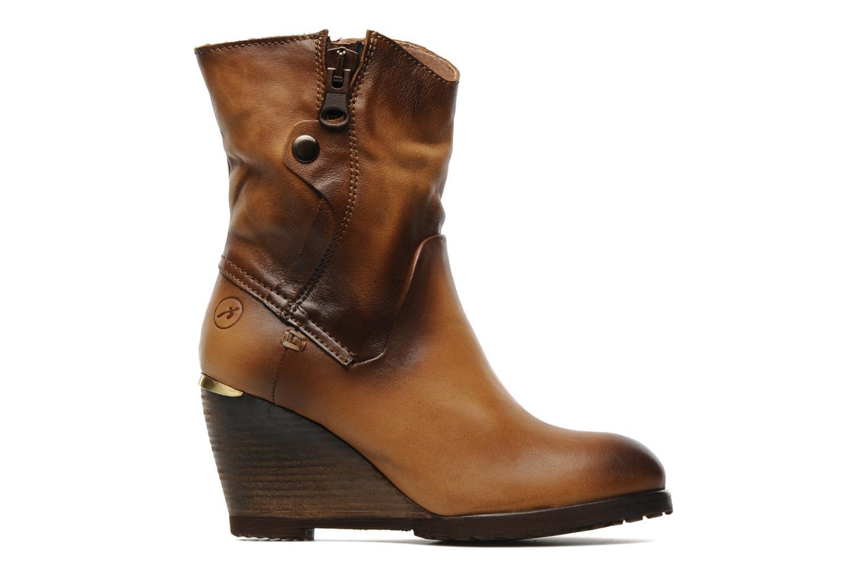Boots en enkellaarsjes Bronx LUNE 33371 Bruin achterkant