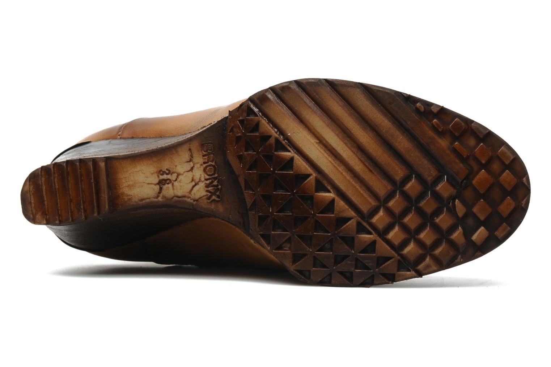 Boots en enkellaarsjes Bronx LUNE 33371 Bruin boven