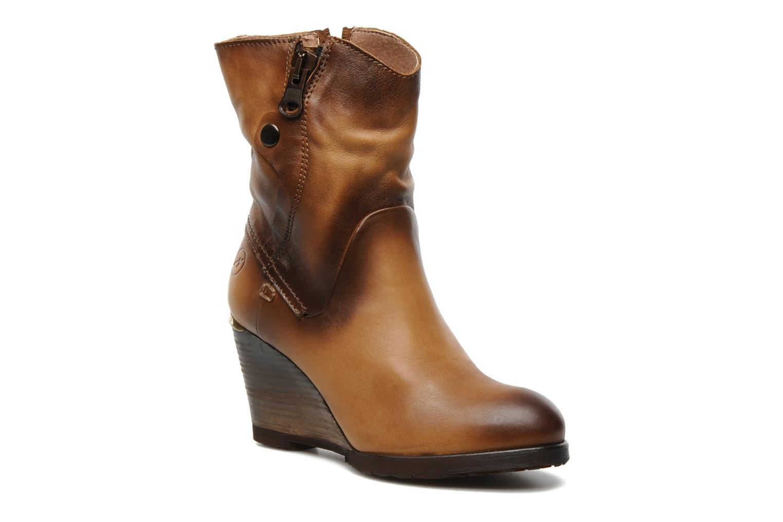 Boots en enkellaarsjes Bronx LUNE 33371 Bruin detail