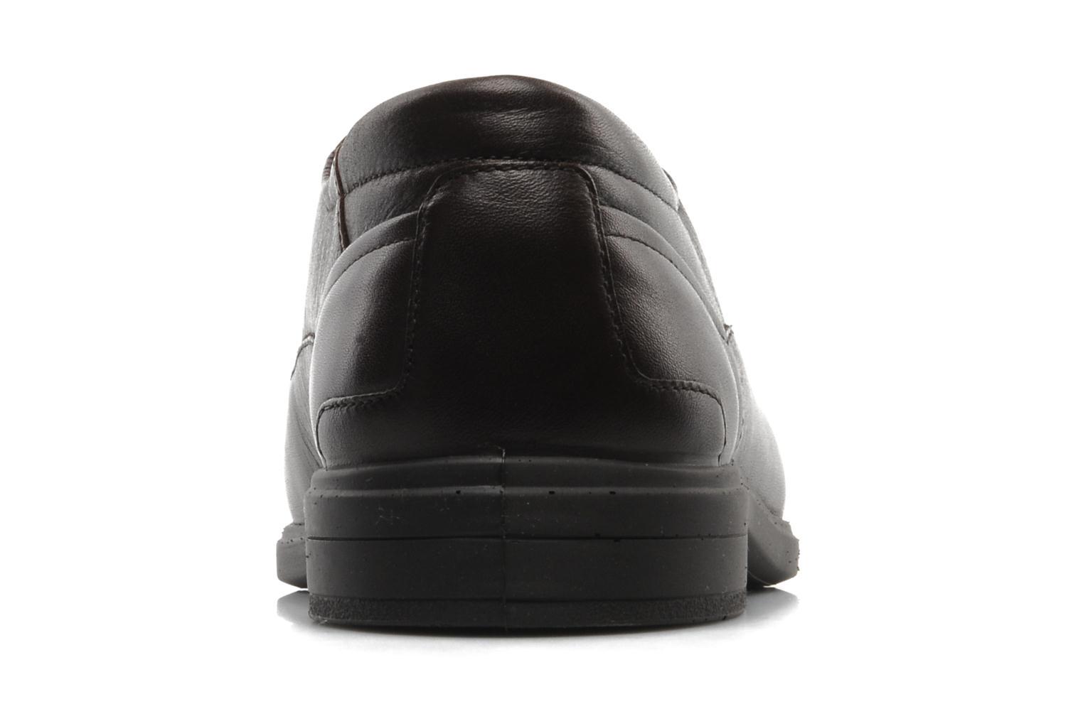 Chaussures à lacets Sledgers Joke Marron vue droite