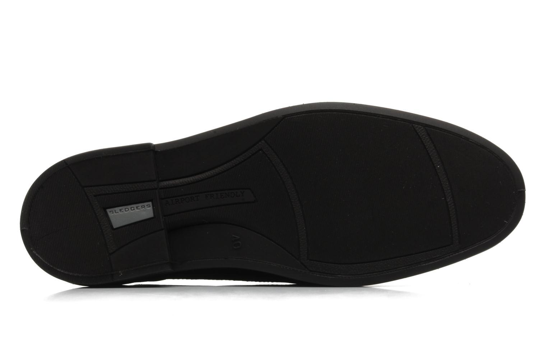 Chaussures à lacets Sledgers Joke Marron vue haut