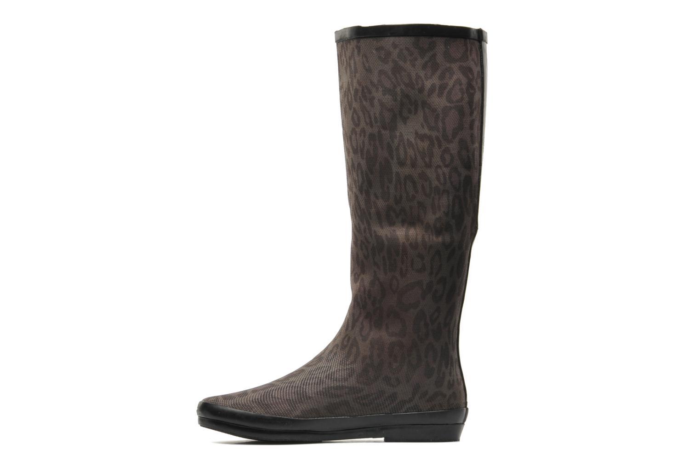 Laarzen Be Only Reptilium Bruin voorkant
