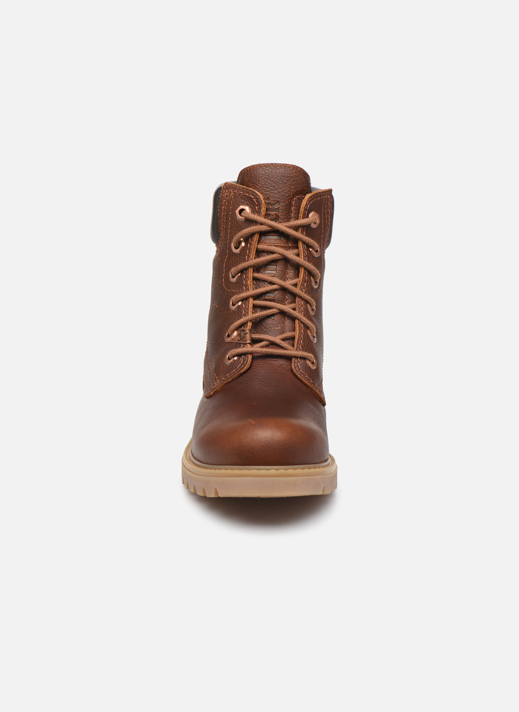 Ankle boots Panama Jack Panama 03 W Brown model view