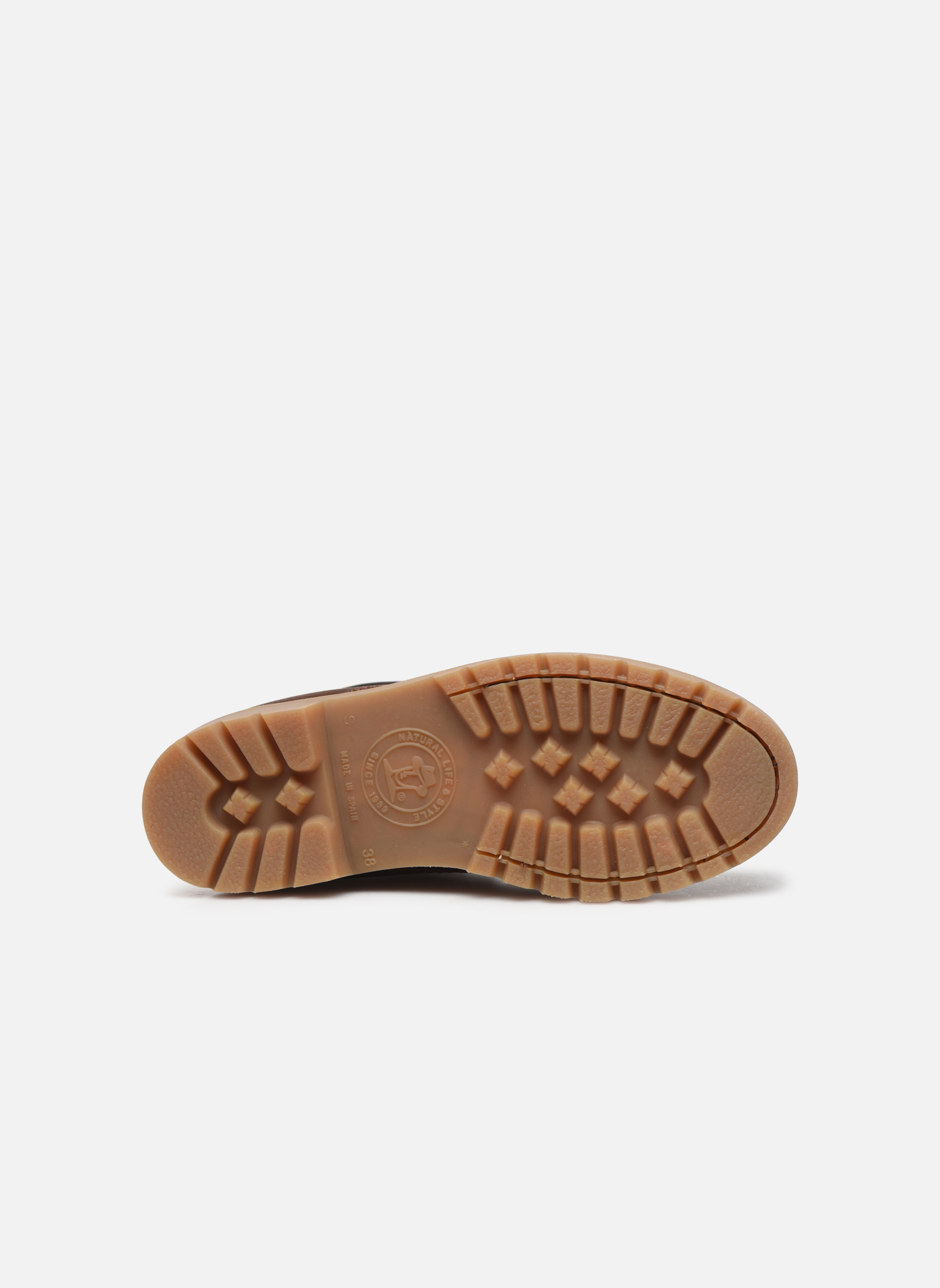Boots en enkellaarsjes Panama Jack Panama 03 W Bruin boven