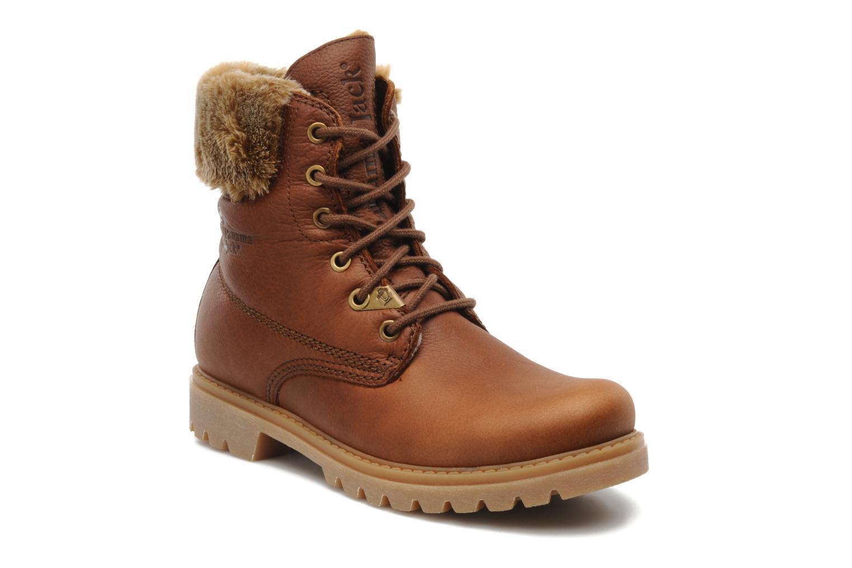Panama Jack Felicia (Marron) - Bottines et boots chez Sarenza (107263)