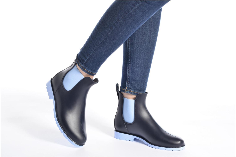 Stiefeletten & Boots Méduse Jumpy schwarz ansicht von unten / tasche getragen
