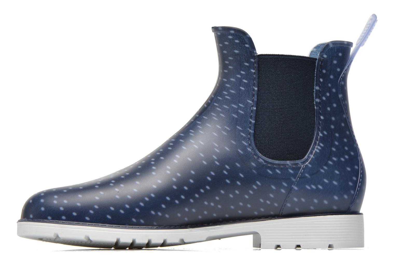 Bottines et boots Méduse Jumpy Bleu vue face