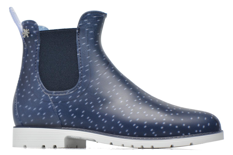 Bottines et boots Méduse Jumpy Bleu vue derrière