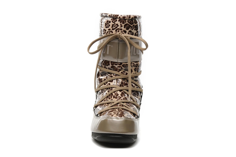 Chaussures de sport Moon Boot Safari Multicolore vue portées chaussures