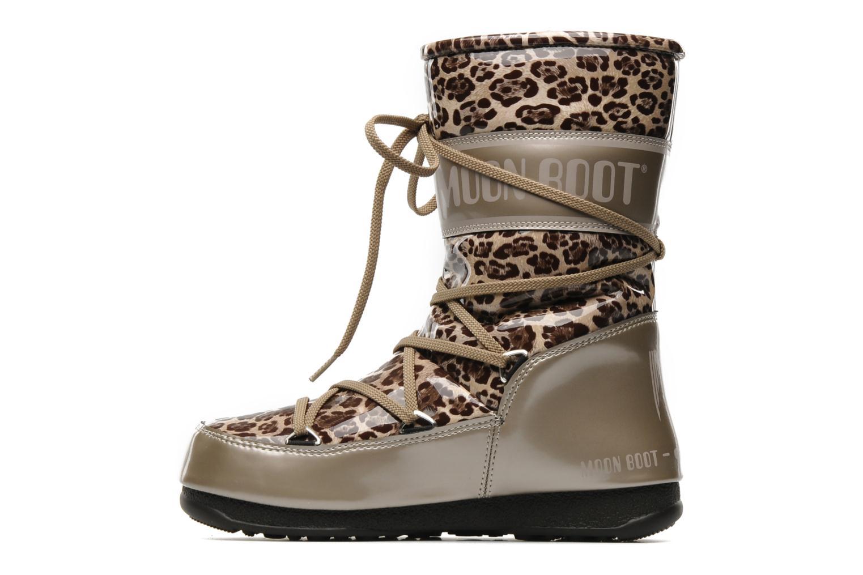 Chaussures de sport Moon Boot Safari Multicolore vue face