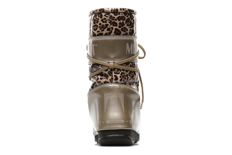 Chaussures de sport Moon Boot Safari Multicolore vue droite