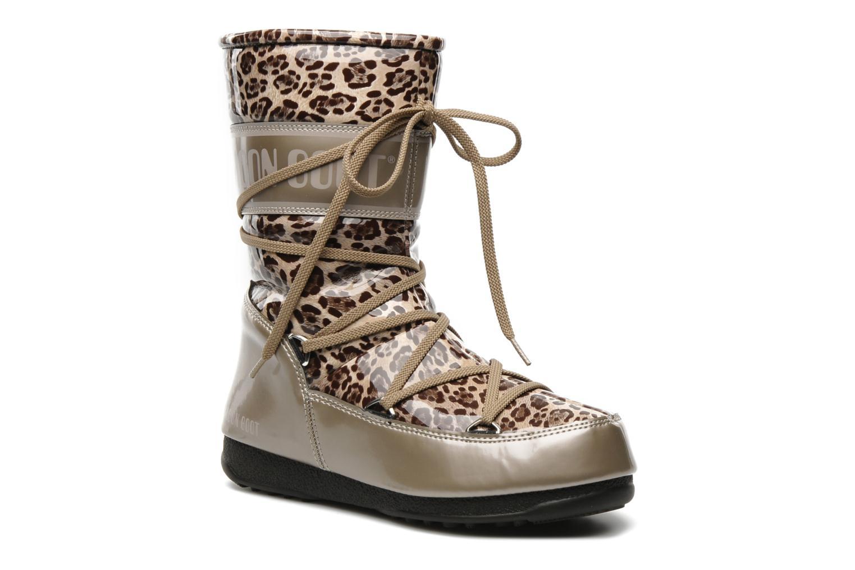 Chaussures de sport Moon Boot Safari Multicolore vue détail/paire
