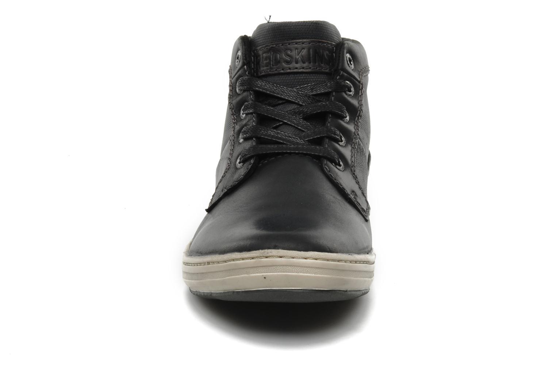 Baskets Redskins Rime Noir vue portées chaussures