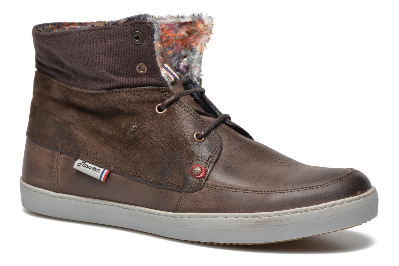 Chaussures à lacets Mascaret Panisse 2 Marron vue 3/4