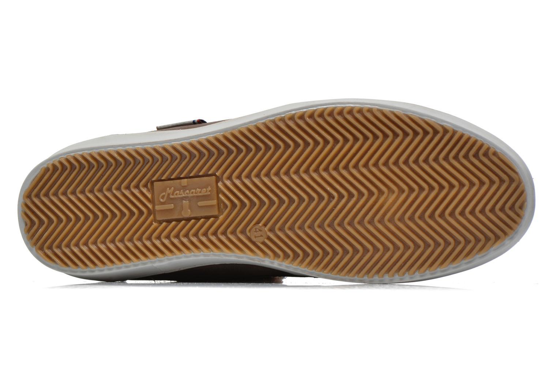 Chaussures à lacets Mascaret Panisse 2 Marron vue haut