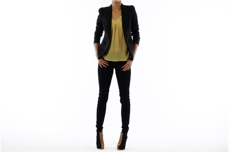 Stiefeletten & Boots Kat Maconie RUBY schwarz ansicht von unten / tasche getragen
