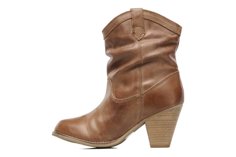 Bottines et boots Coolway PEGASISUN Marron vue face