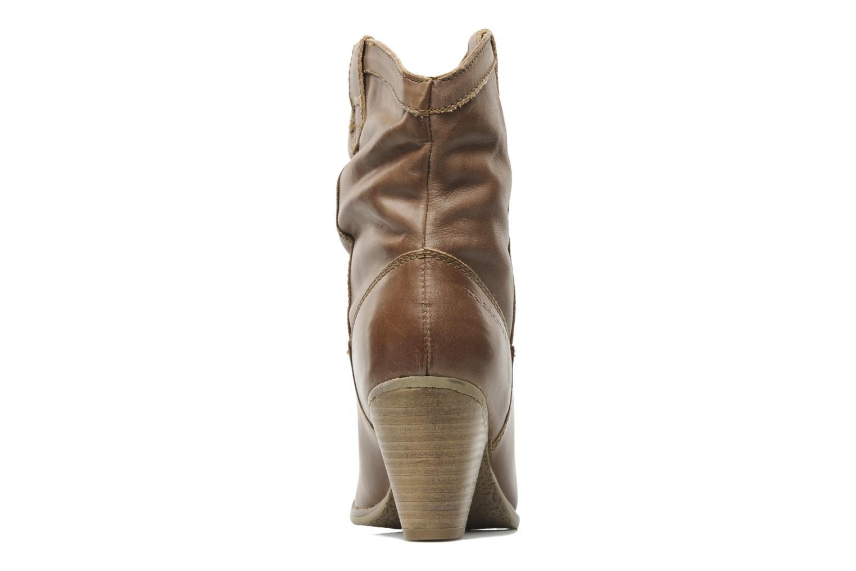 Bottines et boots Coolway PEGASISUN Marron vue droite