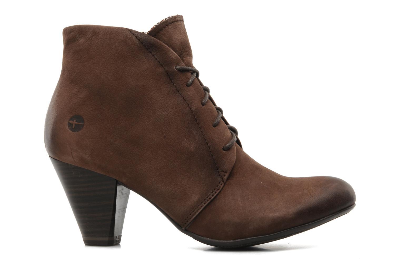 Bottines et boots Tamaris Natallina Marron vue derrière