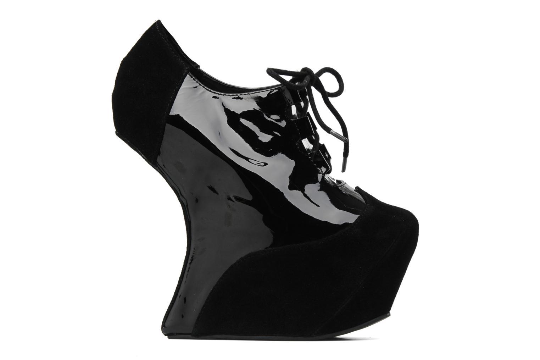 Chaussures à lacets Jeffrey Campbell NITECRAWL Noir vue derrière