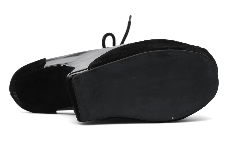 NITECRAWL BLACK VINYL/SUEDE/PATENT
