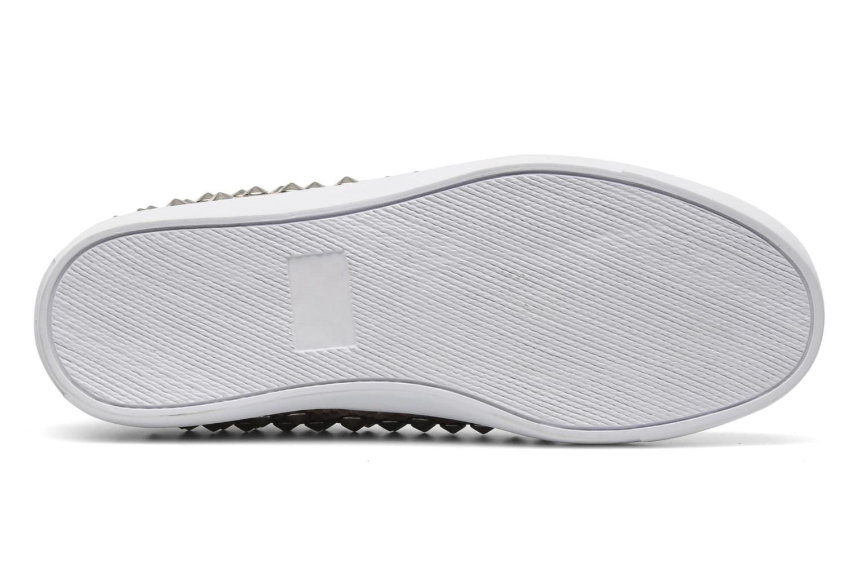 Sneakers Jeffrey Campbell Alva-Hi Beige boven