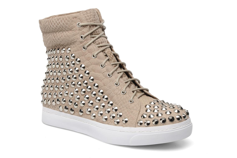 Sneaker Jeffrey Campbell Alva-Hi beige detaillierte ansicht/modell