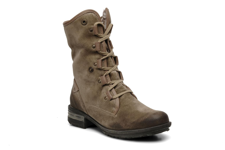 Bottines et boots Josef Seibel Sandra 04 Gris vue 3/4