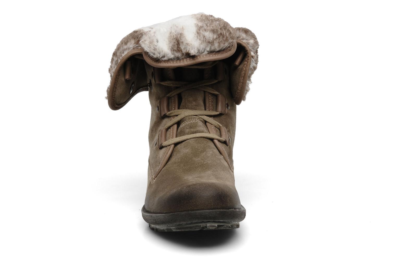Bottines et boots Josef Seibel Sandra 04 Gris vue portées chaussures