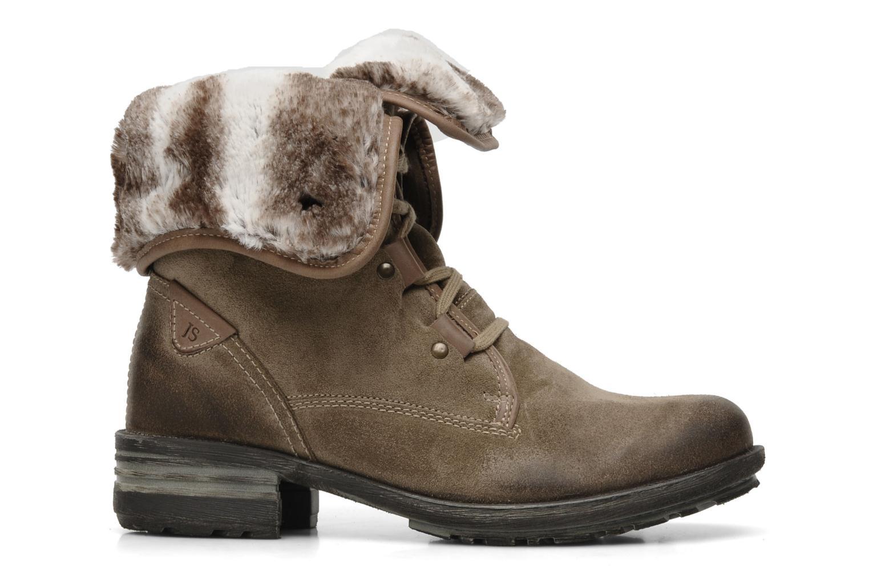 Ankle boots Josef Seibel Sandra 04 Grey back view