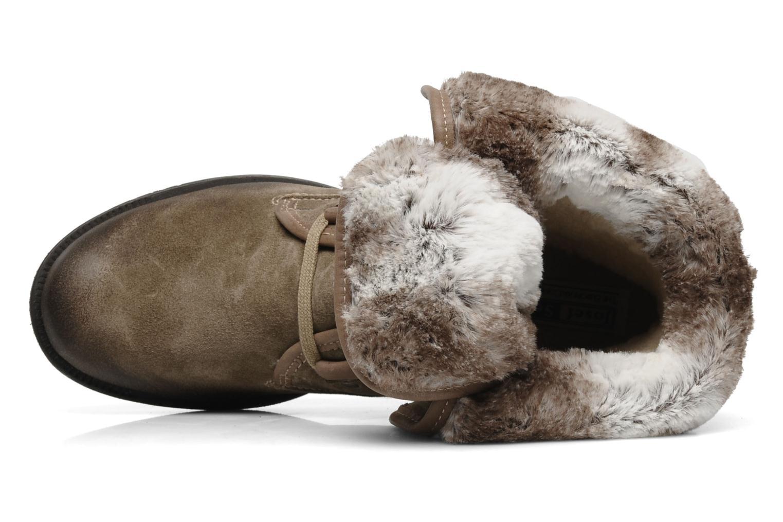 Bottines et boots Josef Seibel Sandra 04 Gris vue gauche