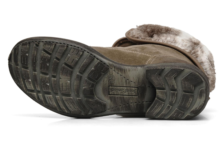 Bottines et boots Josef Seibel Sandra 04 Gris vue haut