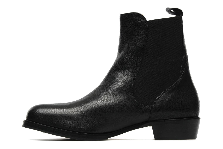 Bottines et boots Melvin & Hamilton Emma 1 Noir vue face