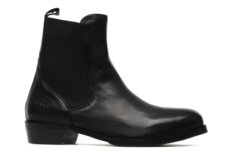 Bottines et boots Melvin & Hamilton Emma 1 Noir vue derrière