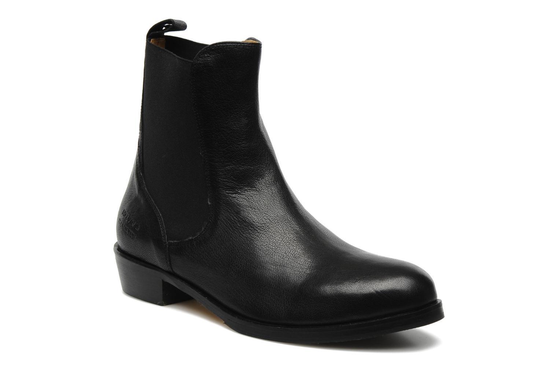 Bottines et boots Melvin & Hamilton Emma 1 Noir vue détail/paire
