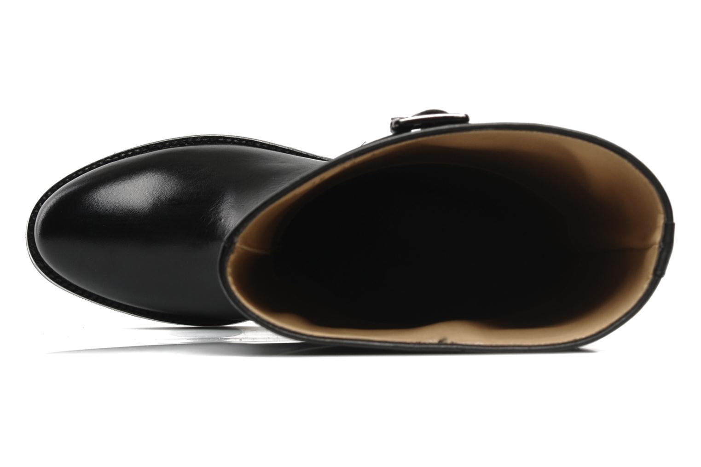 Stiefel Melvin & Hamilton Gina 3 schwarz ansicht von links
